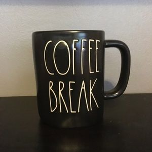 Rae Dunn Coffee Break Mug